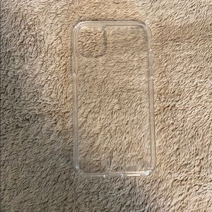 Speck clear phone case iPhone 11
